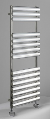 Dq Cove Towel Rail Polished Stainless Steel Radiator World