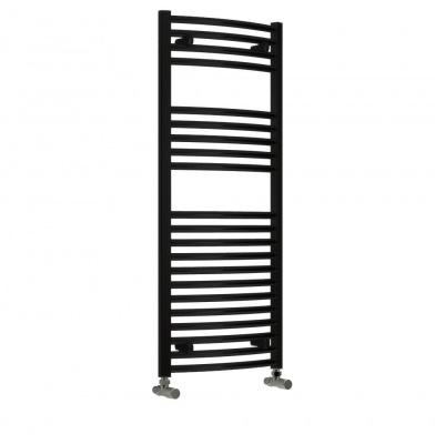 REINA Diva Towel Rail - Black