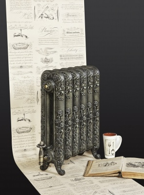 Bernhard Cast Iron Radiator