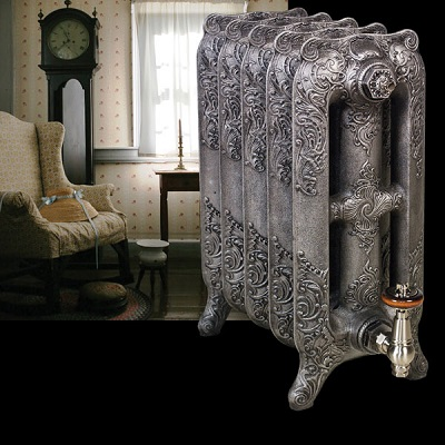 Chedeville Cast Iron Radiator