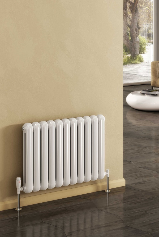 Reina Coneva Column Radiator Horizontal Radiator World