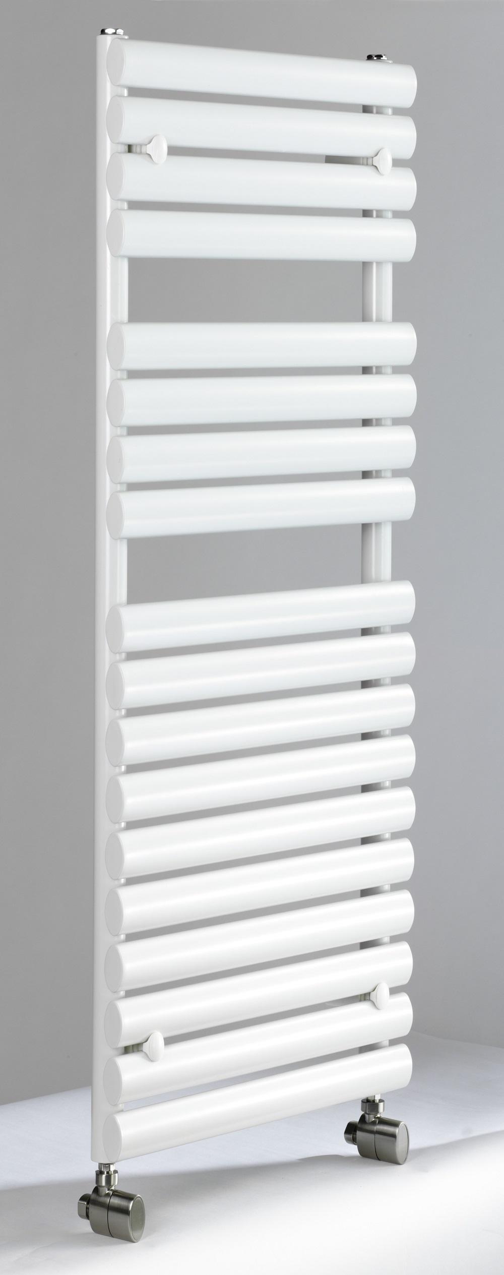 Dq Cove Towel Rail White Radiator World