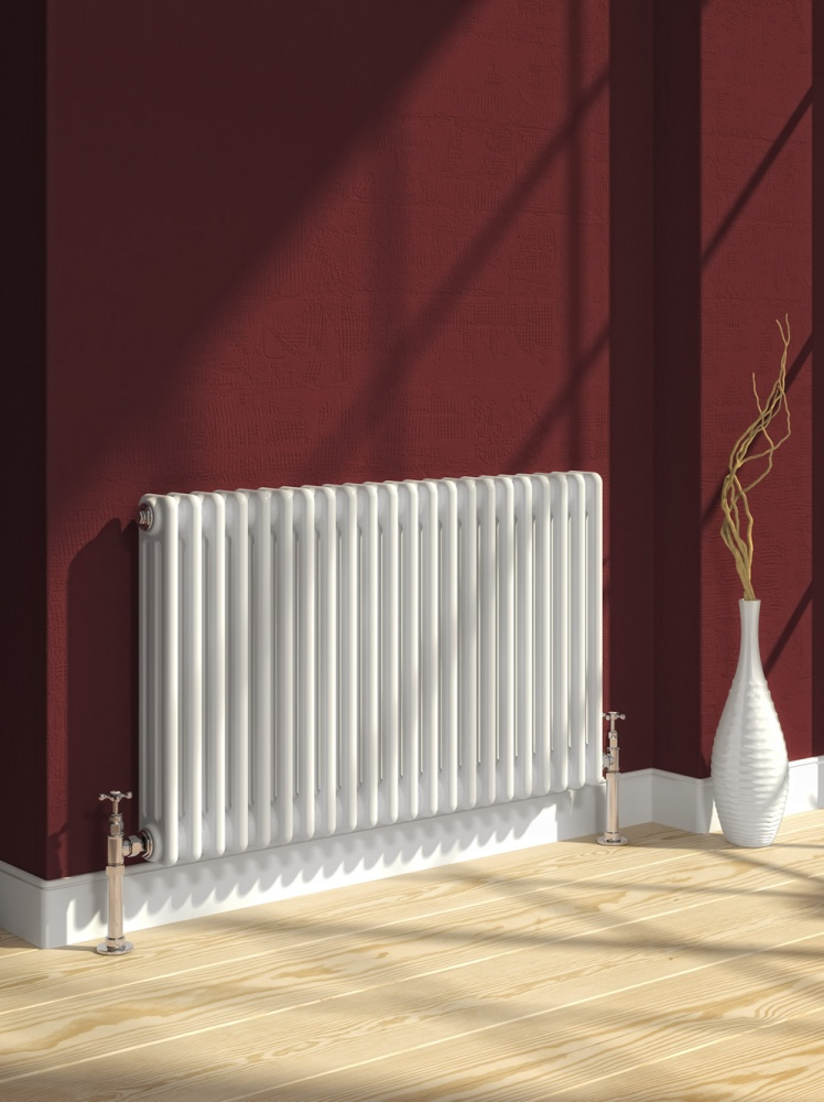 Reina Colona Column Radiators Horizontal Radiator World