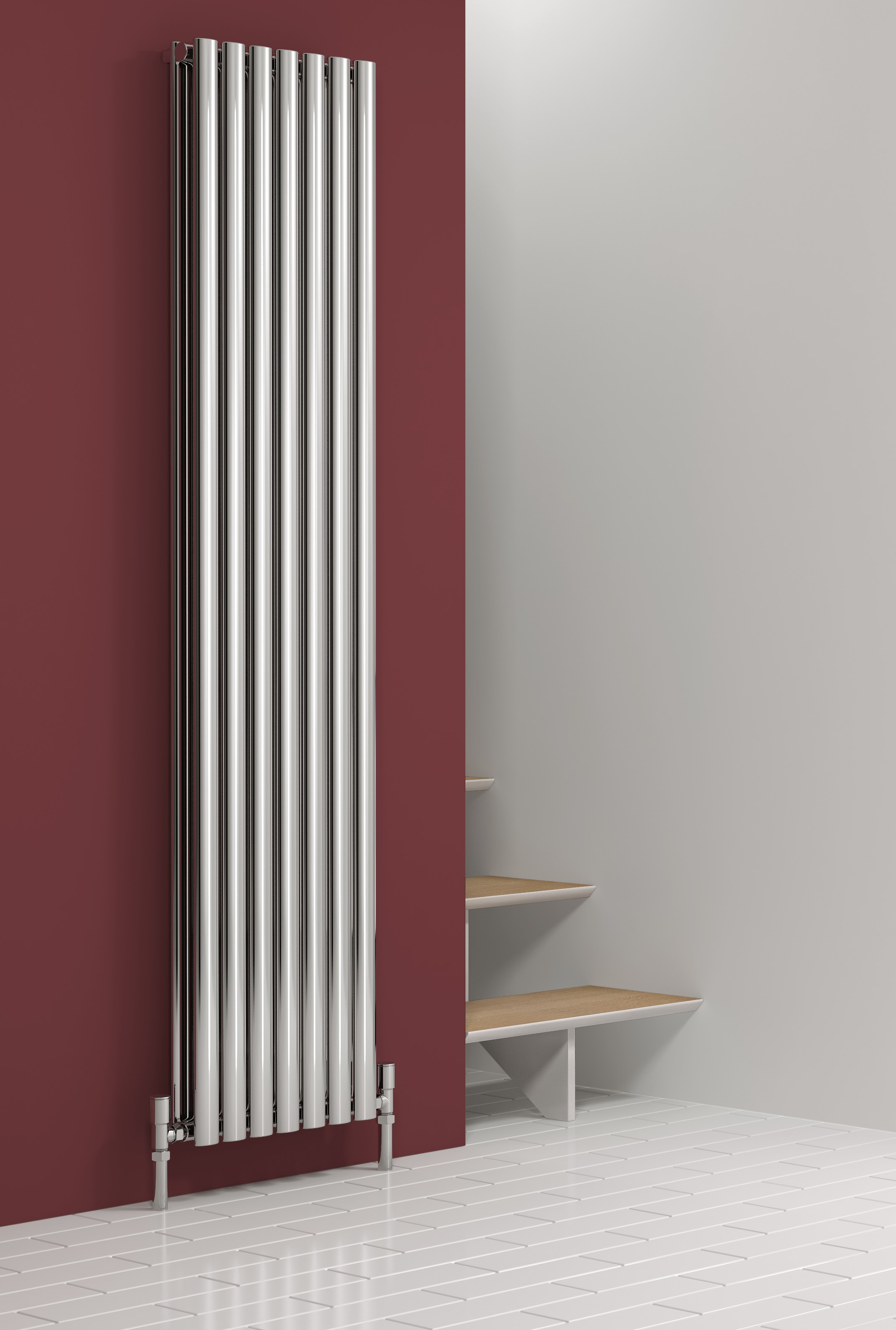 Reina Nerox Radiator Vertical Radiator World