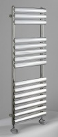 DQ Cove Towel Rail - Polished Stainless Steel
