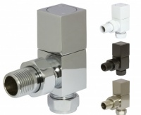 Cubic Manual Valve Set