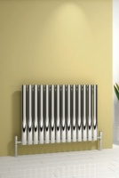 REINA Neva Radiators - Chrome Horizontal