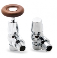Surrey Angled Valves - Pair
