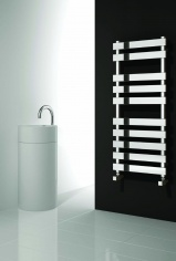Polished Stainless Steel Radiators