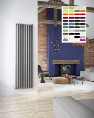 DQ Bosun Radiator - RAL Coloured