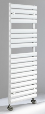 DQ Cove Towel Rail - White