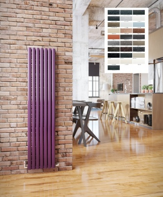 DQ Cove Radiator - Vertical Special Finishes