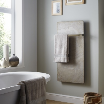 Vetro Stone Electric Radiator