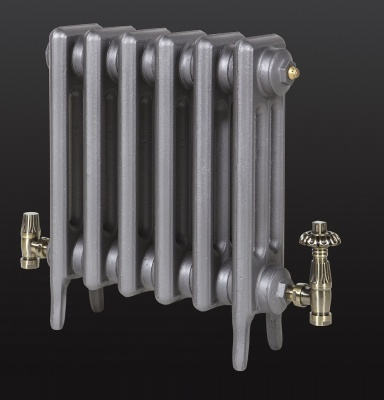 Ravel Cast Iron Radiator - 3 Column
