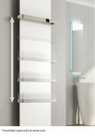 REINA Albi Designer Radiator - Towel Bar
