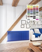 DQ Aviso Radiator - RAL Coloured