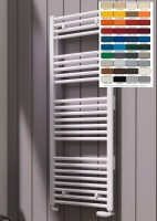 REINA Diva Towel Rail - RAL Coloured