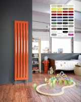 DQ Drifter Radiator - RAL Colours