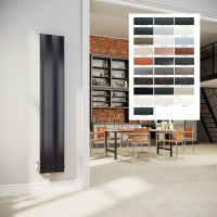 DQ Ruvo Aluminium Radiator - Special Finishes