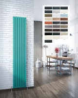 DQ Tornado Radiator - Vertical Special Finishes