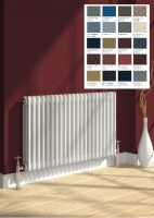 REINA Colona Column Radiators - Horizontal Special Finshes
