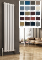 REINA Colona Column Radiator - Vertical Special Finishes