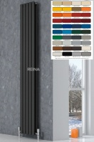 REINA Neva Radiator - Vertical RAL Coloured